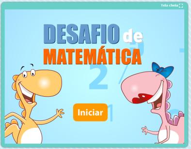 Desafio de Matemática
